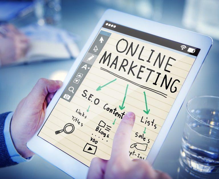 thương hiệu online