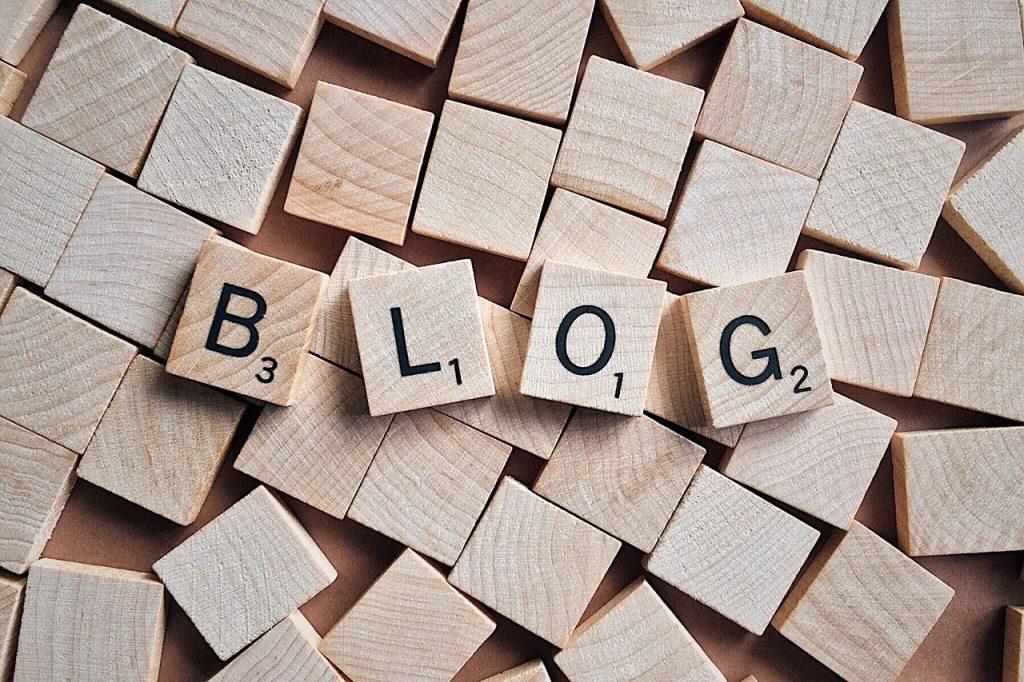 hướng dẫn viết blog