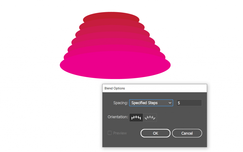 Sử dụng công cụ cơ bản Adobe illustrator