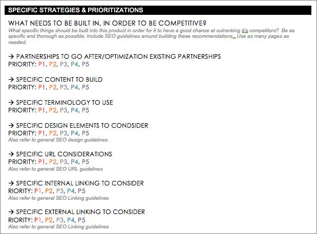 Xây dựng chiến lược SEO 8 bước