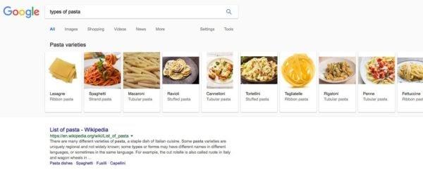 Làm thế nào google hiểu được đoạn text