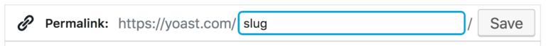 Slug là gì