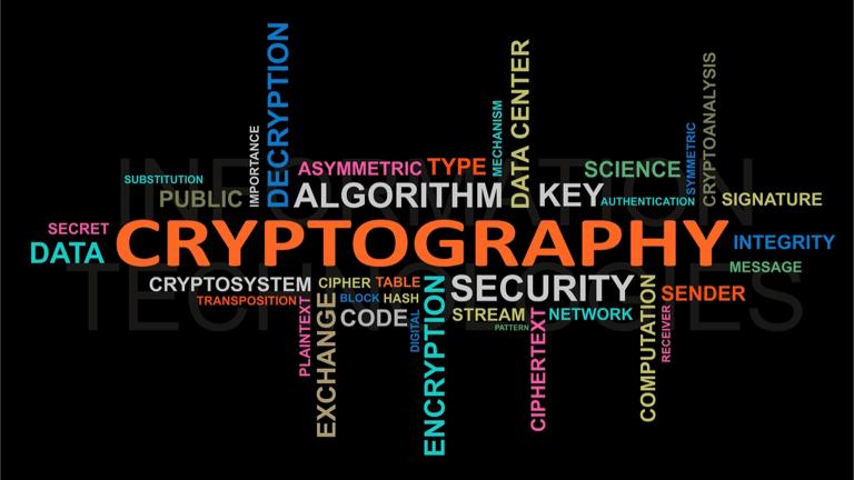 Mã hóa mật mã: các khái niệm cơ bản