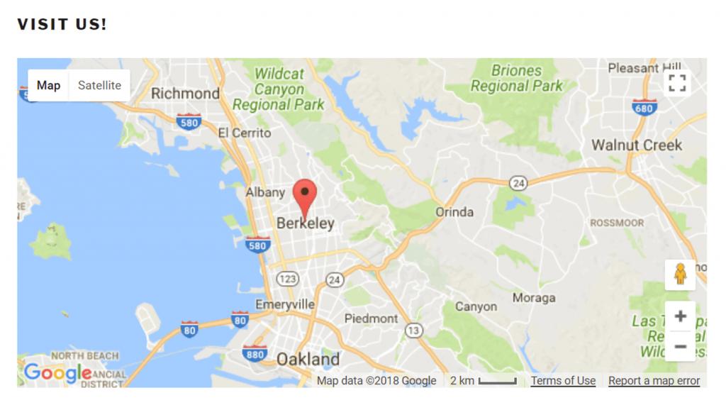 Hướng dẫn chèn Google Maps vào wordpress