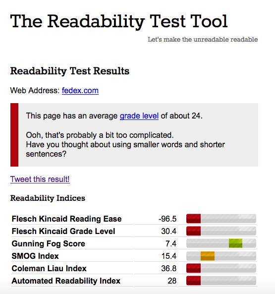 Ví dụ về viết nội dung, công cụ, thủ thuật