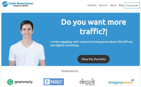 Xây dựng thương hiệu cá nhân bằng wordpress