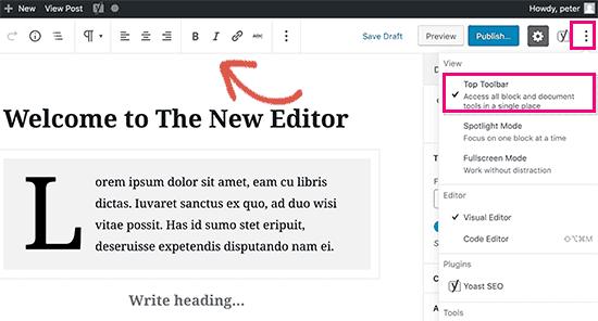 16 Mẹo để làm chủ trình chỉnh sửa nội dung với WordPress