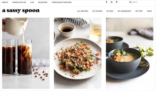 Các bước bắt đầu xây dựng blog thực phẩm