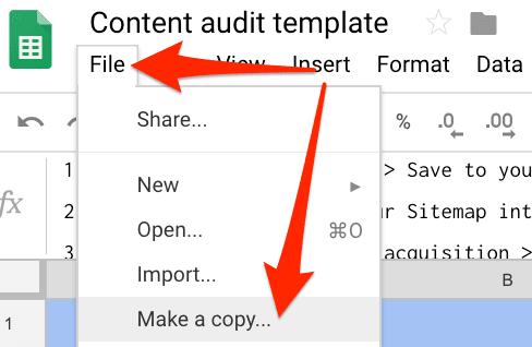 Kiểm toán nội dung(Content audit)