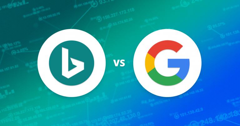 Cách tạo liên kết (link) cho Bing và Google