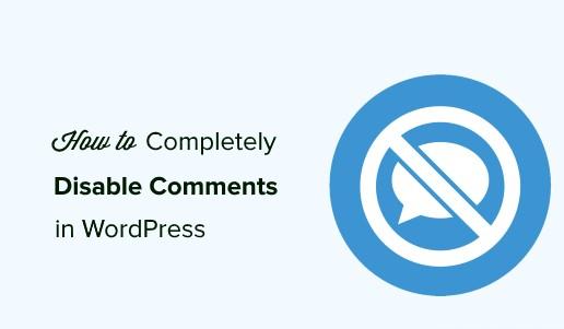 Hướng dẫn Thiết lập comment wordpress