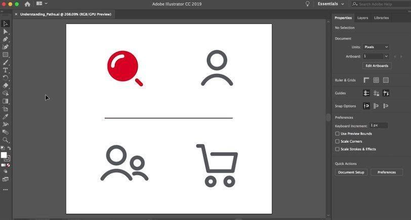 Hướng dẫn Adobe Illustrator: 71 bài tập để nâng cao kỹ năng.