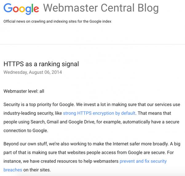 200 yếu tố xếp hạng của Google: Danh sách đầy đủ (2021)