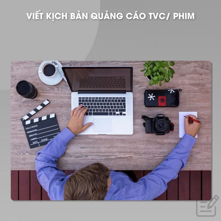 Viết kịch bản quảng cáo TVC/Phim