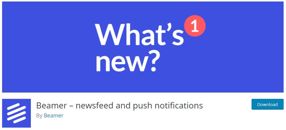 Plugin wordpress thông báo(Push notification)