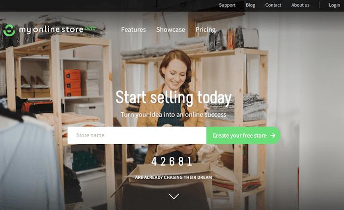 Các nền tảng thiết kế website bán hàng miễn phí