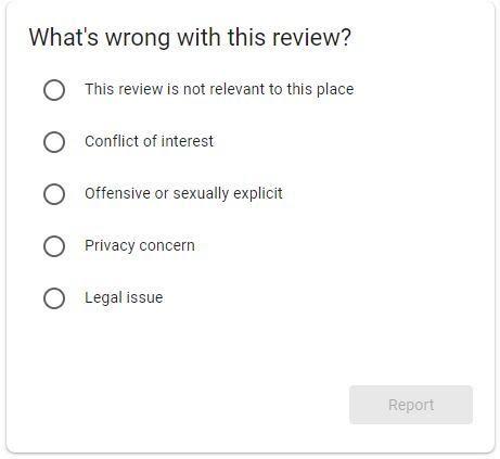 Hướng dẫn tạo đánh giá 5 sao trên Google