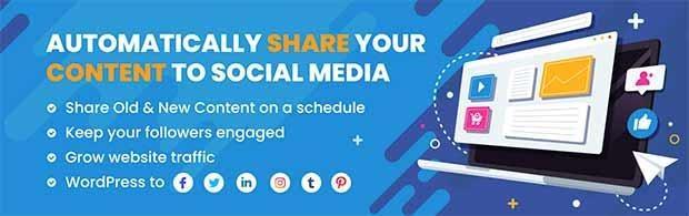 Các plugin hỗ trợ mạng xã hội