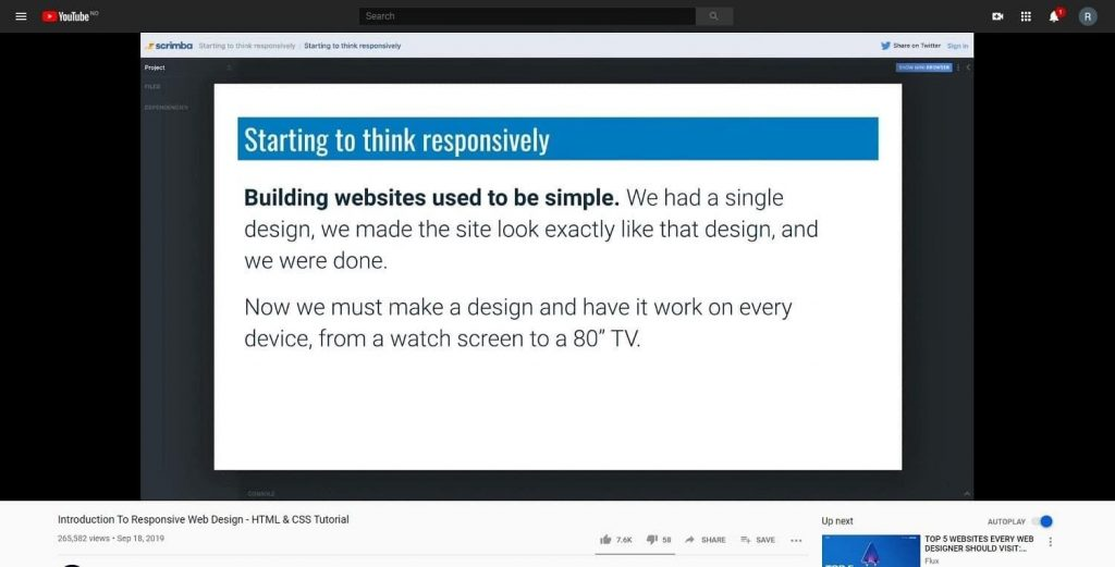 20 khoá học thiết kế web online tốt nhất