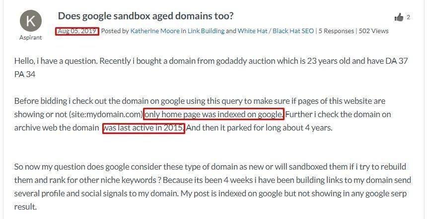 Google Sandbox là gì và cách thoát?
