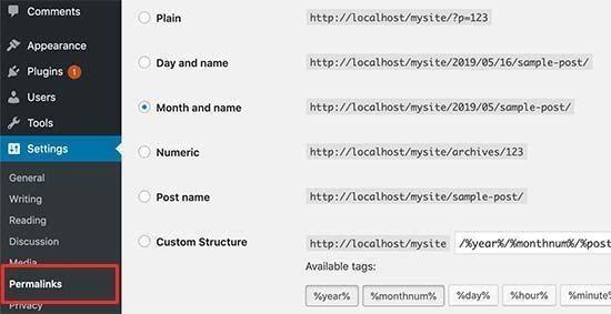 26 WordPress error(lỗi) cho người mới cần lưu ý