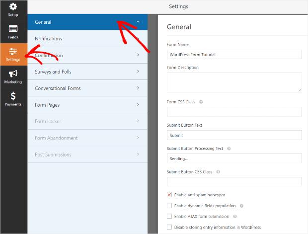 Tạo form liên hệ trong wordpress và cách hướng dẫn