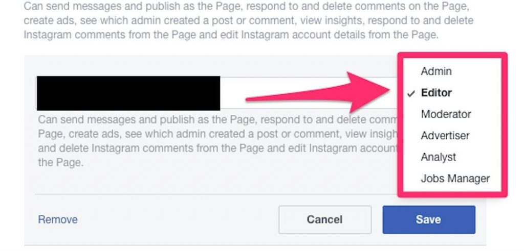Một số thủ thuật cho trang facebook