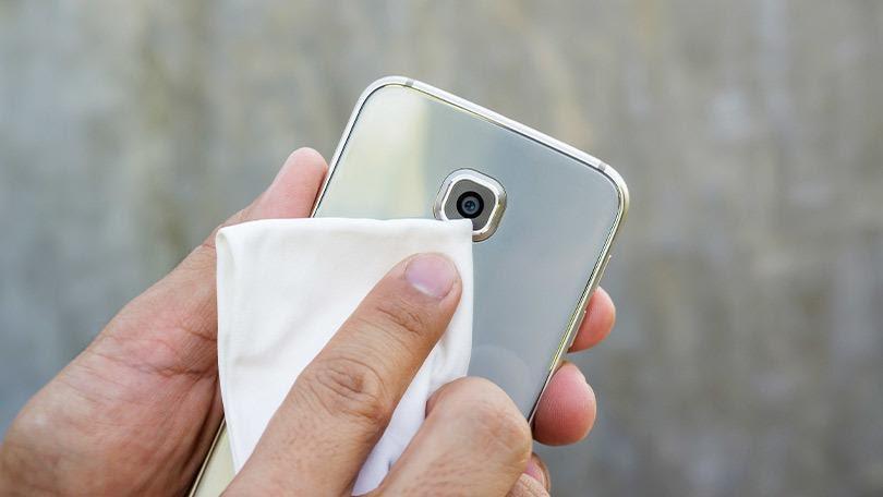 Cách loại bỏ virus trên điện thoại và đồ điện