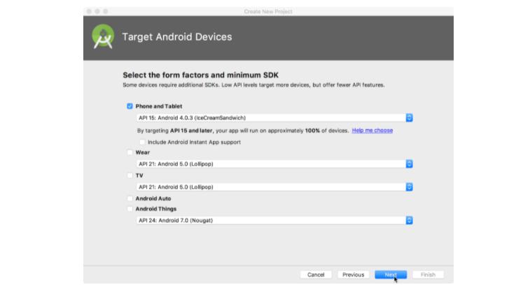 Hướng dẫn sử dụng android studio
