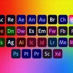 Danh sách phần mềm Adobe