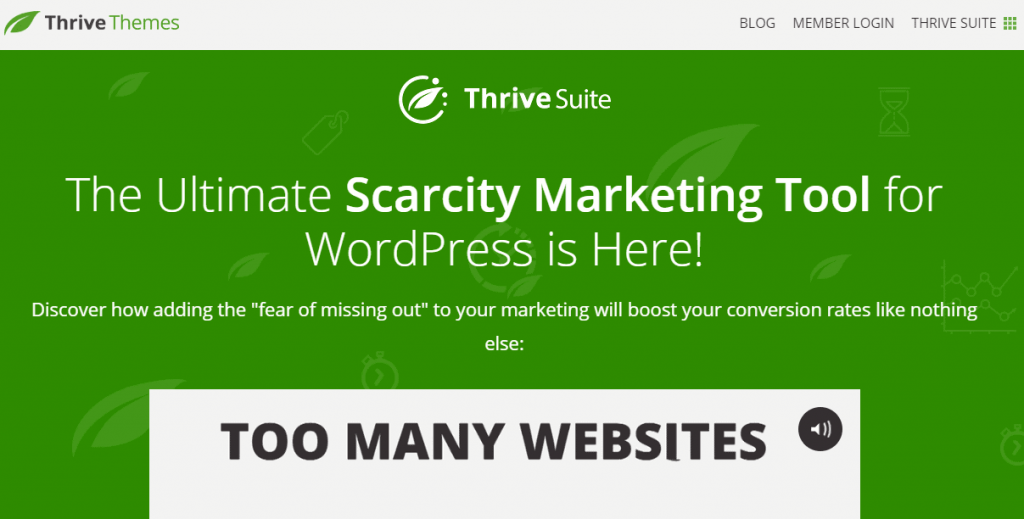 Plugin Call to action WordPress