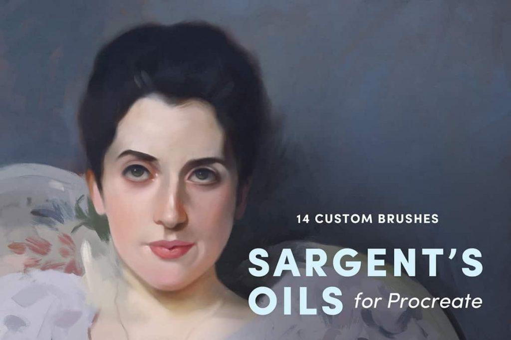 Hơn 65 Brush Procreate tốt nhất để minh họa (Miễn phí & Cao cấp)