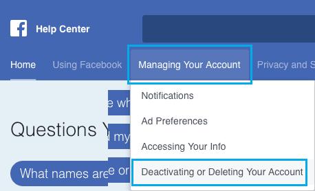 Các thủ thuật Facebook