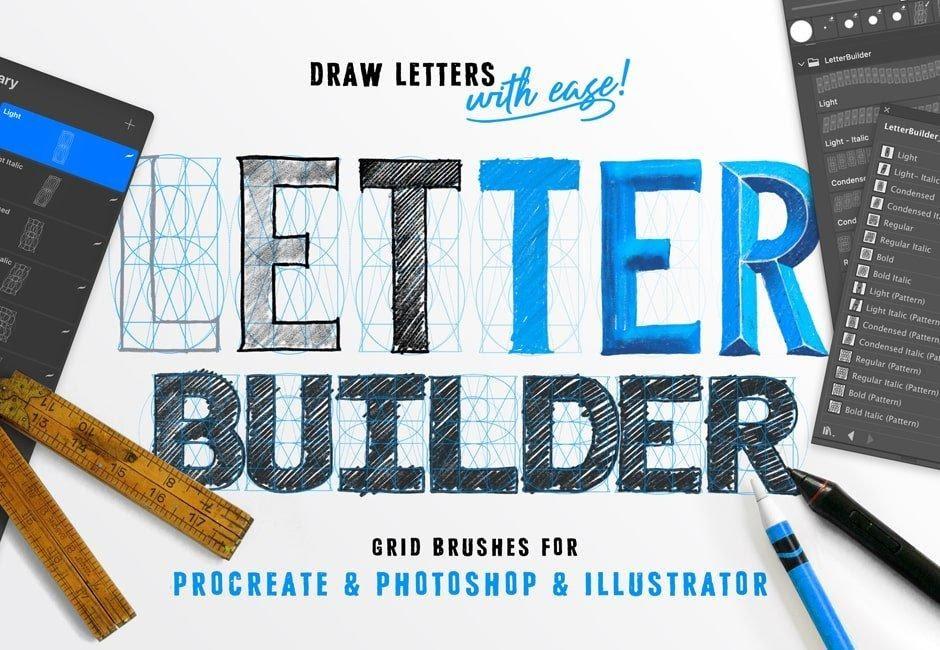 Top 15 bộ công cụ tạo chữ & layout hàng đầu