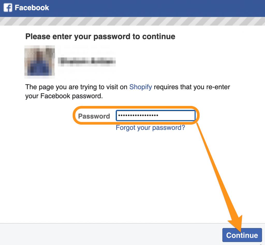 Cách cài đặt Facebook Pixel trong shopify
