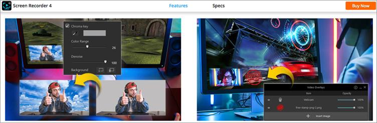 Những phần mềm quay phim màn hình tốt nhất