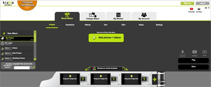 Phần mềm tạo trình chiếu trực tuyến miễn phí tốt nhất