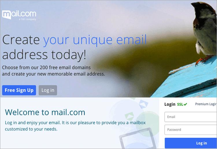Các nhà cung cấp dịch vụ email miễn phí tốt nhất (2021)