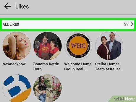 Cách xem bạn bè thích gì trên Facebook