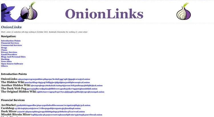 15 trang Dark web mà bạn nên khám phá