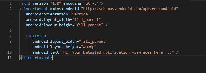 Tìm hiểu Notification trong android