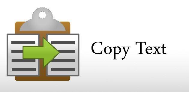 Cách copy trang web không cho copy