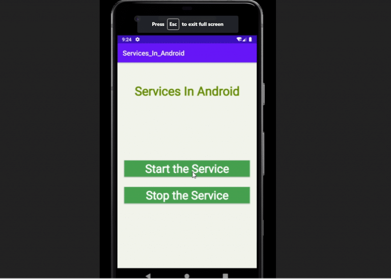 Tìm hiểu Services trong Android