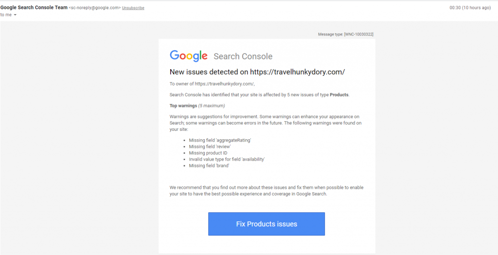Google penalty là gì?
