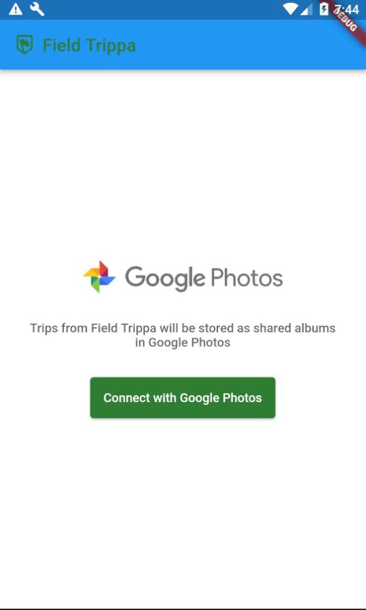 Xây dựng ứng dụng Chia sẻ ảnh với Google Photos và Flutter