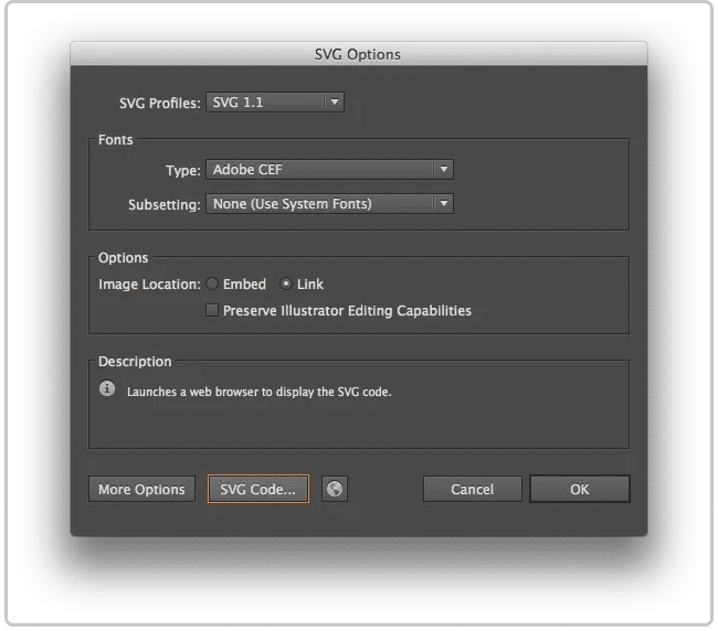 Sử dụng SVG trong html