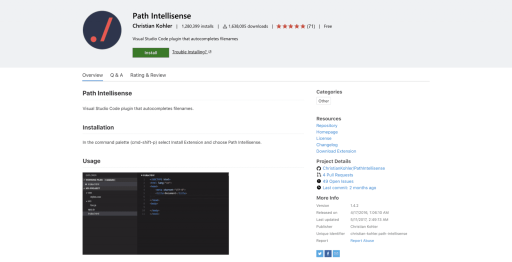 11 Extension hỗ trợ lập trình JavaScript trong Visual Studio code