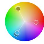 Color Triads là gì? cách sử dụng