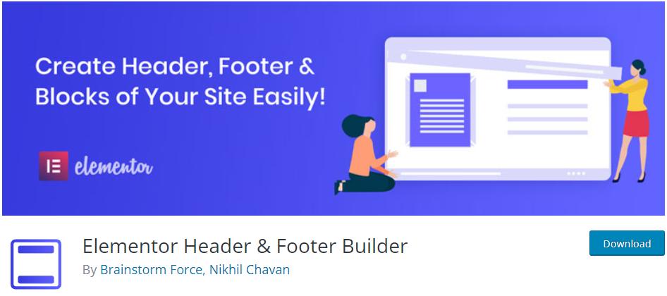 Plugin footer cho WordPress